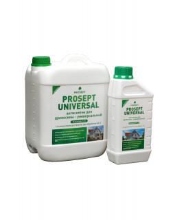 Антисептическая пропитка - грунт для защиты древесины PROSEPT ECO UNIVERSAL (5л)