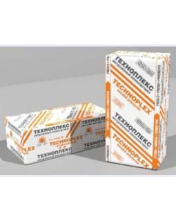 Экструзионный пенополистирол ТЕХНОНИКОЛЬ XPS 30 200 СТАНДАРТ (форма кромки 20 мм - прямая)