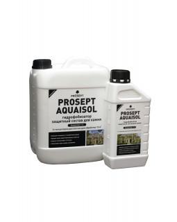 Водоотталкивающая пропитка для камня - гидрофобизатор PROSEPT AQUAISOL (1л)