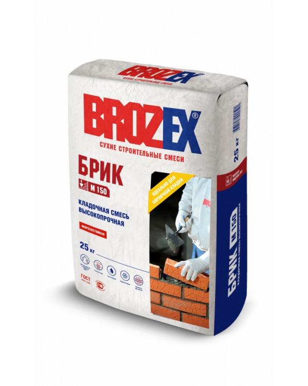 Кладочная смесь BROZEX Брик М 150